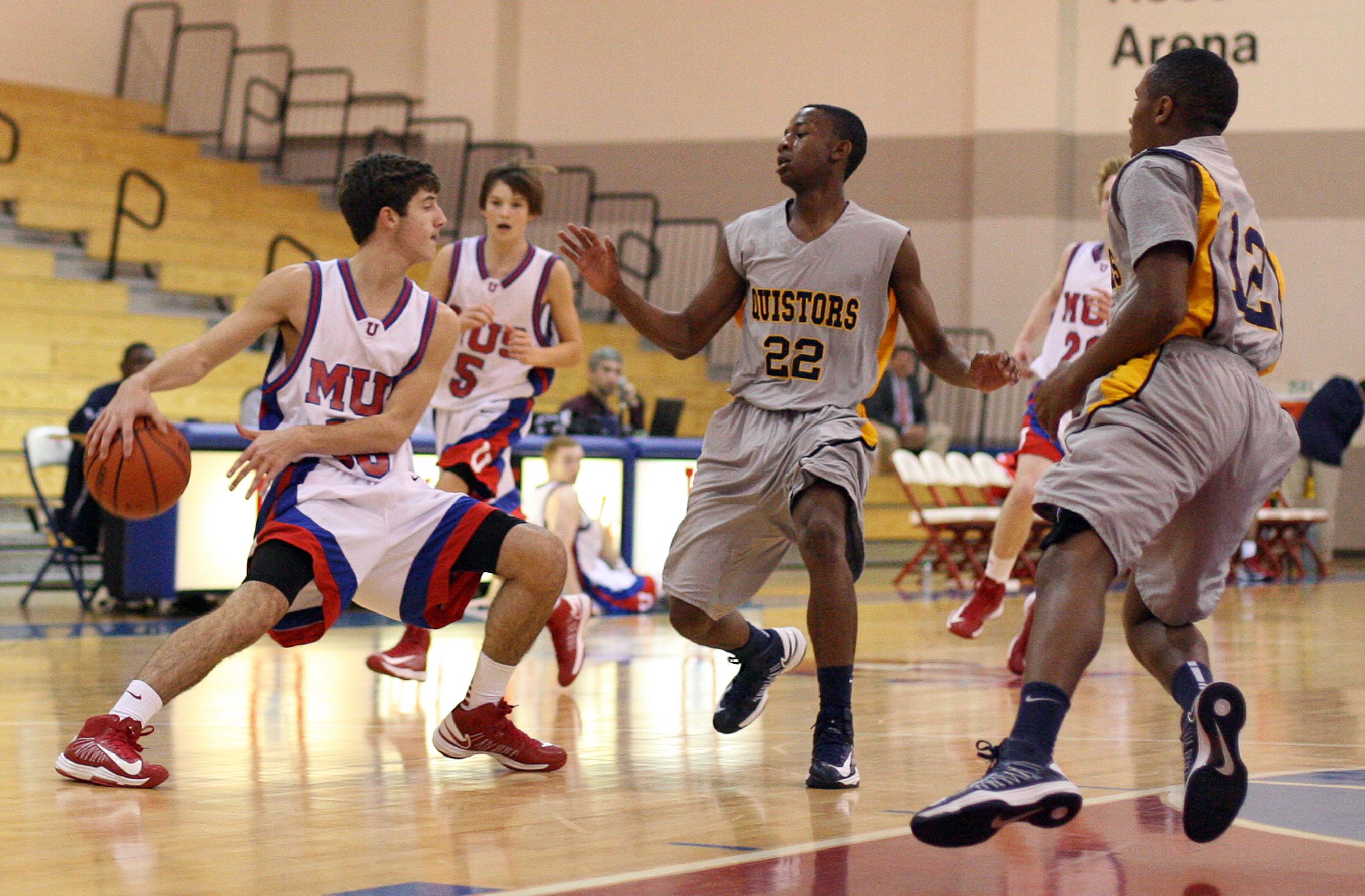 Junior Varsity Basketball Completes Solid Season | InsideMUS